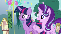 "Starlight ""maybe they'll like each other"" S7E15"