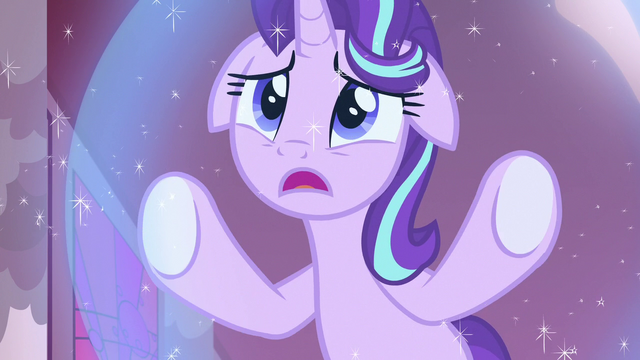 """File:Starlight Glimmer """"don't do this to each other!"""" S7E10.png"""