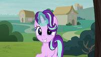 Starlight grinning with excitement S8E19