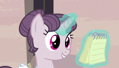 Sugar Belle -we have muffins- S5E1