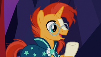 "Sunburst ""I always liked close-up magic"" S7E24"