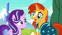 "Sunburst ""That's a big responsibility"" S6E2"