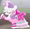 Sweetie Belle school play costume ID S4E19