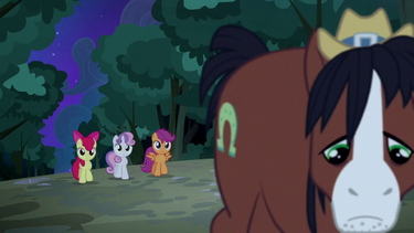 Trouble Shoes leads CMC to Appleloosa S5E6