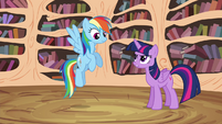"Twilight ""You didn't get one answer correct"" S4E21"