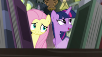 "Twilight ""libraries come in all shapes and sizes"" S7E20"