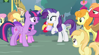 Twilight 'Do you know what you're gonna do' S4E13