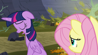 Twilight --they're just gonna fight again-- S5E23