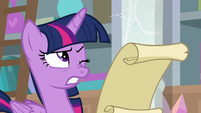 Twilight Sparkle's magic fizzles out S8E25