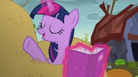 Twilight Sparkle --not to worry-- S5E23