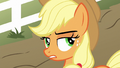 AJ annoyed by Rainbow's know-it-all attitude S6E18.png