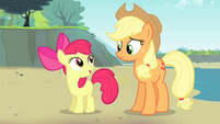 "Apple Bloom ""it looks like that tonic works"" S4E20"