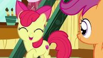 "Apple Bloom ""my favorite thing to do"" S7E6"