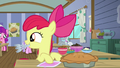 Apple Bloom looking for somepony to eat with her S6E4.png