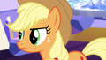 """Applejack """"if anypony should be able"""" S5E3.png"""