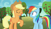 Applejack -they'd be plumb tickled- S8E5