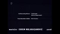 Bosnian ending credits 5