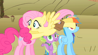 "Fluttershy ""Pinkie!"" S1E21"