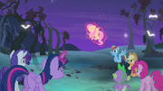 Fluttershy back to normal S4E07