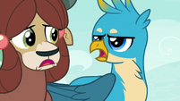 Gallus suggests leaving their teachers hanging S8E9