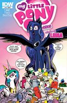 My Little Pony - Micro Series 010 Luna-002