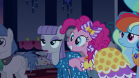 "Pinkie and Maud Pie ""my favorite"" S5E7"
