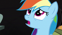 "Rainbow ""we'll never solve the Griffon's Lock"" S6E13"