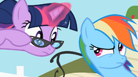 Rainbow Dash -She asked me to- S2E03