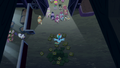 Rainbow Dash completely surrounded by zombies S6E15.png