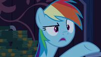 Rainbow Dash upset --yeah!-- S6E15