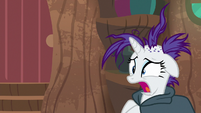 "Rarity ""there's a chance?!"" S7E19"