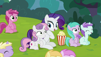 Rarity -it's just like old times!- S7E6