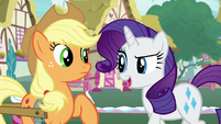 Rarity -which tells me- S7E9