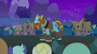 "Rockhoof ""she had me cornered"" S8E21"