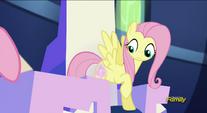 S05E01 Migoczący znaczek Fluttershy