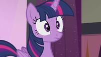 S05E25 Twilight zaskoczona obecnością Starlight
