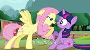 S3E05 Fluttershy wścieka się na Twilight