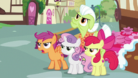 """Scootaloo """"you and your apple monster"""" S9E23"""