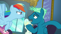 Sky Stinger introduces himself to Rainbow Dash S6E24.png