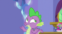 "Spike ""but just to be sure"" S9E19"