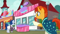 "Sunburst ""this used to be a fruit stand"" S8E8"