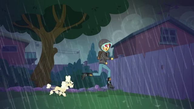 File:Sunset Shimmer being chased by a poodle SS6.png
