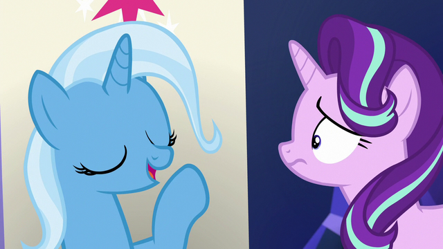 "File:Trixie ""we'll find it, no big deal"" S7E2.png"