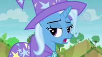 Trixie -that's basically what I said- S7E17