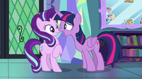 "Twilight Sparkle ""am I?!"" S7E14"