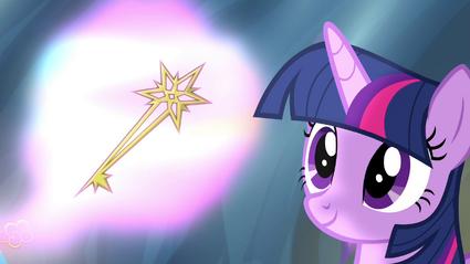 Twilight gets her key S4E26