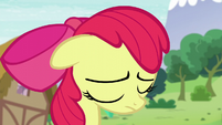 Apple Bloom looking depressed S6E4