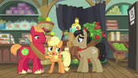 Applejack --we only ask for your understandin'-- S6E23