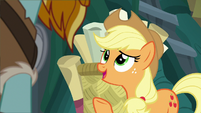 Applejack -Stygian took plenty o' time- S8E21