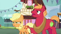 Big Mac --the most important thing a pony can do-- S6E23
